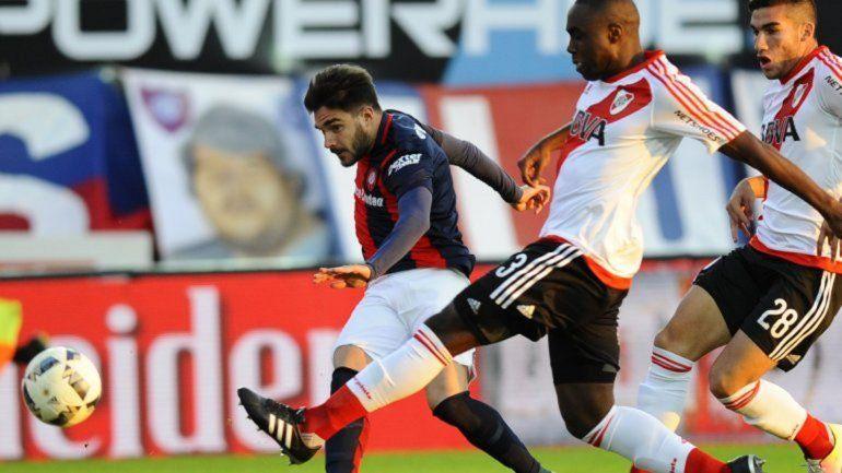 Ezequiel Cerutti viene de ser figura ante River y vuelve a ser titular. En Godoy Cruz