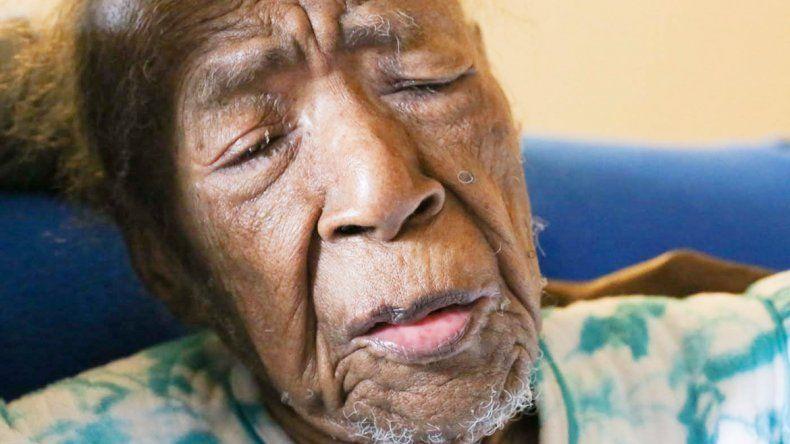 Miss Susie murió a los 116 años en Nueva York.