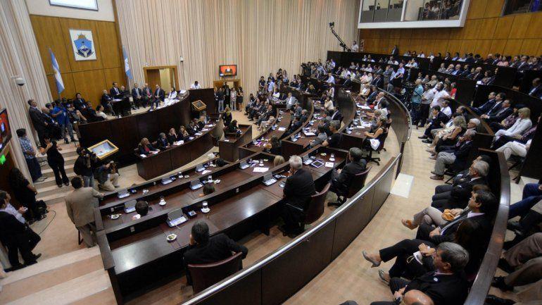 La nueva integración de la Legislatura ya lleva 107 días de vigencia.
