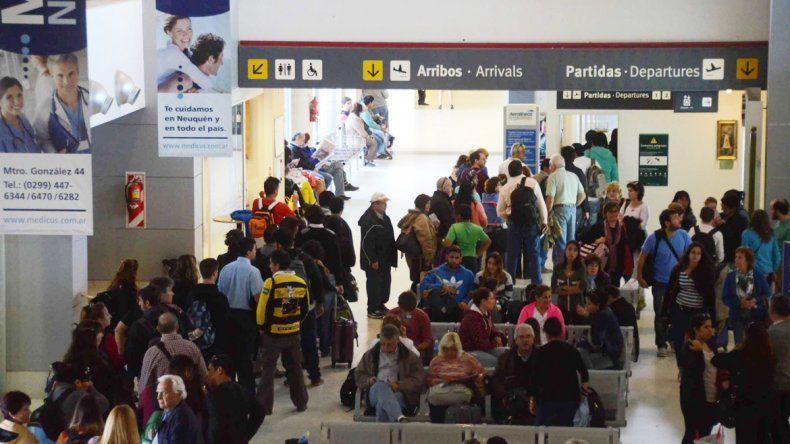Se suma una nueva frecuencia de vuelo entre Neuquén y Buenos Aires