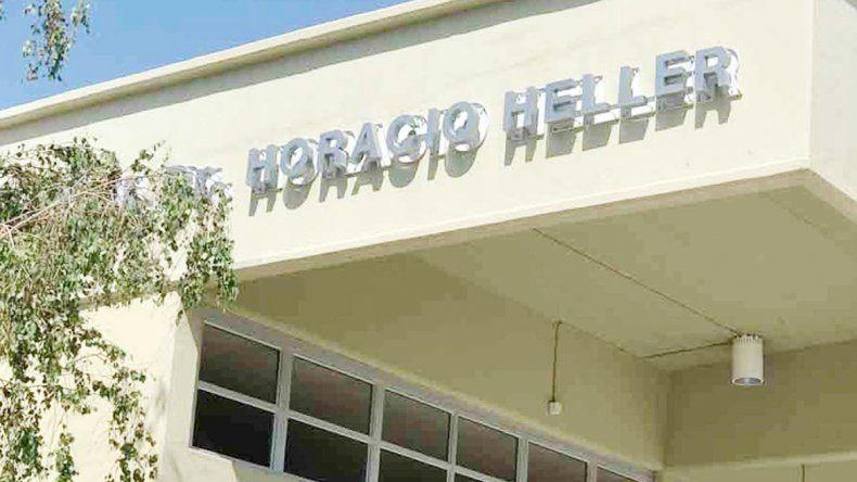 Hospital Heller.