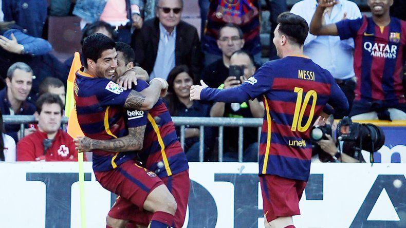 Los festejos del equipo más campeón en el mundo en el último tiempo