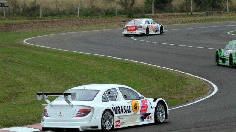 Camilo se quedó con quinto puesto en el Top Race