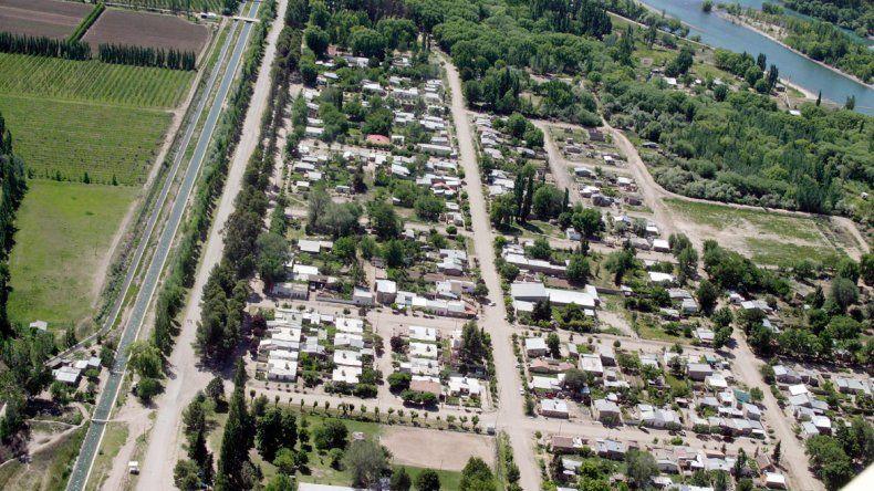 La pequeña ciudad es testigo del tránsito hacia las zonas más ricas y quiere ser parte de ese cambio regional.