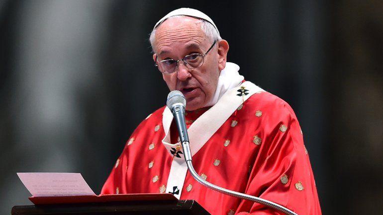 El papa Francisco le mandó una carta a Macri