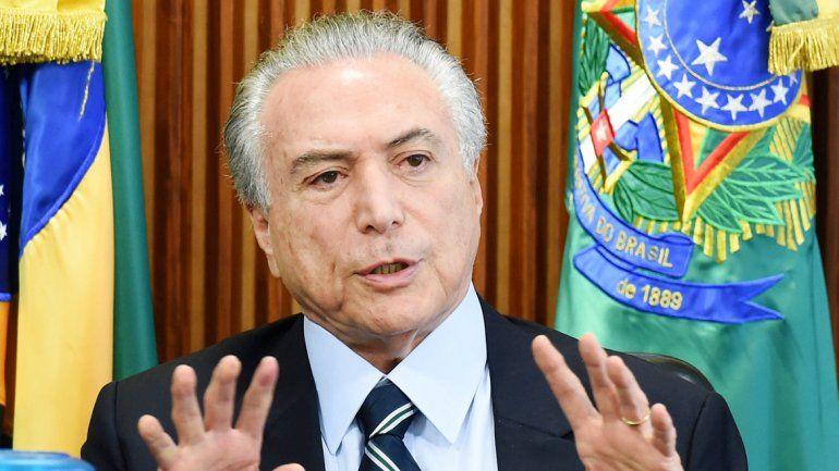 El nuevo mandatario brasileño revisará los programas sociales e iniciará un fuerte ajuste fiscal.