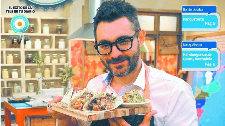 Cocineros Argentinos preparó un especial para todos los gustos
