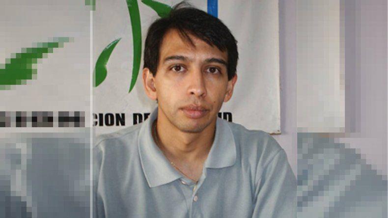 Gustavo Suárez.