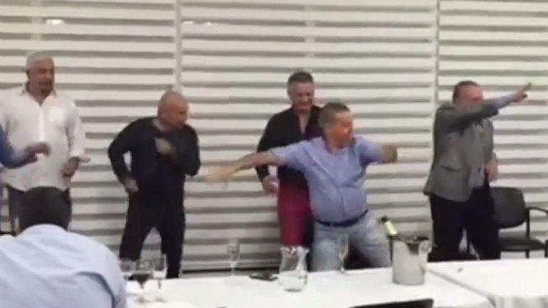 Retirado de la Justicia, ahora Oyarbide se dedica al baile