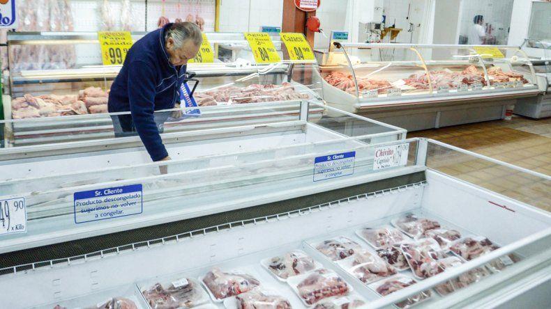 Una gran oferta y demanda muy selectiva. La gente sigue comiendo carne