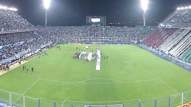 San Lorenzo hará de local en Vélez ante Banfield.
