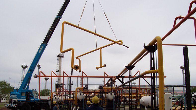 Petroleros ratificaron que el miércoles cortarán el suministro de gas