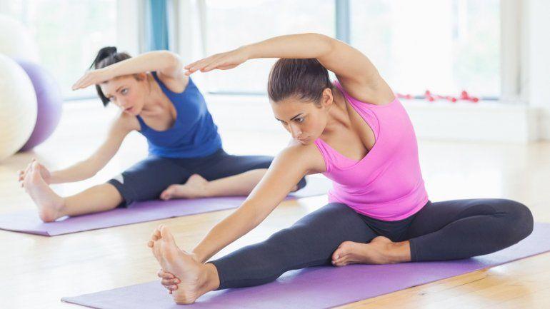 El ejercicio es tu mejor amigo.