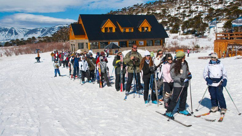Los neuquinos podrán acceder a la nieve a mitad de precio