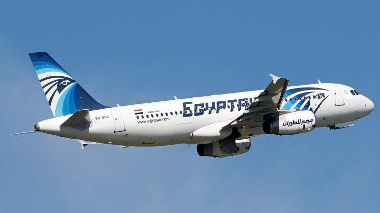 Un avión Airbus