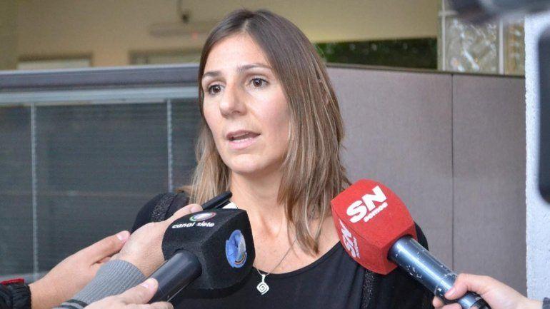 La concejal Cecilia Maletti propuso la iniciativa.