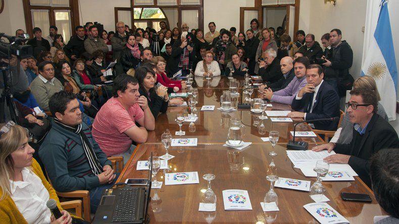 Gutiérrez presentó los 40 programas del Plan Provincial de Cultura
