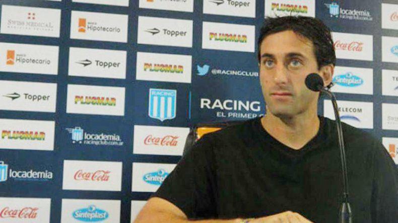Dos caras de un mismo apellido. El ídolo de la Academia se retira y el ídolo de Independiente debuta como DT.