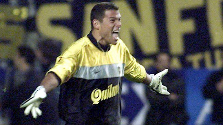 El colombiano Córdoba brilló en las finales de las Libertadores 2000 y 2001.
