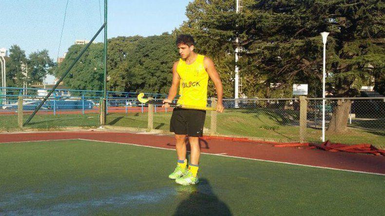 Decime qué se siente: el Piojo López está a un paso de ser el único neuquino en los Juegos Olímpicos