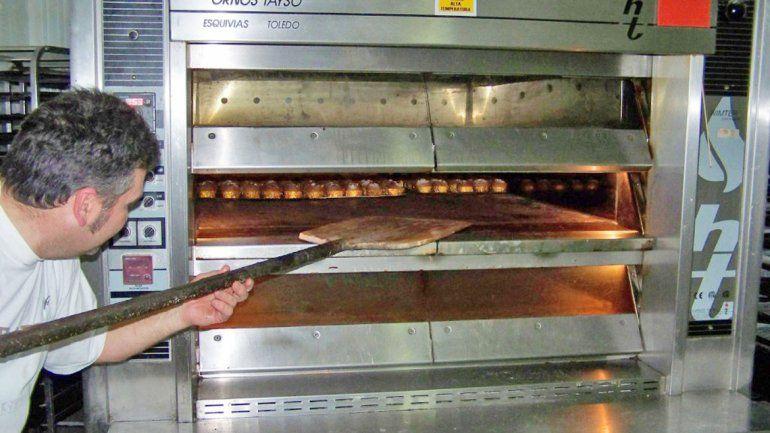 Las panaderías son uno de los rubros más afectados por la suba de las tarifas de gas y electricidad.