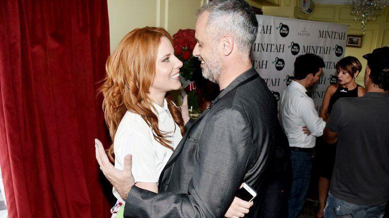 Rial conoció a Agustina Kämpfer mientras estaba en pareja con Mariana Antoniale.