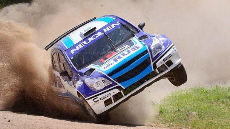 El Chevrolet Agile le viene trayendo grandes resultados al piloto.