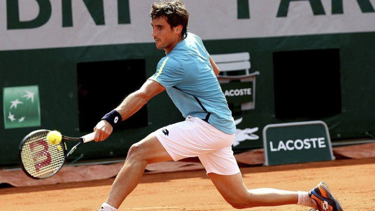 Pella y Trungelliti quedaron eliminados de Roland Garros