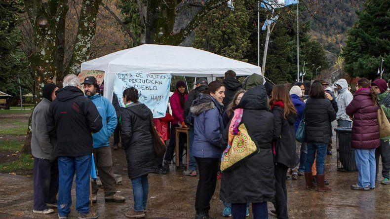 Juntan firmas contra el tarifazo en San Martín de los Andes