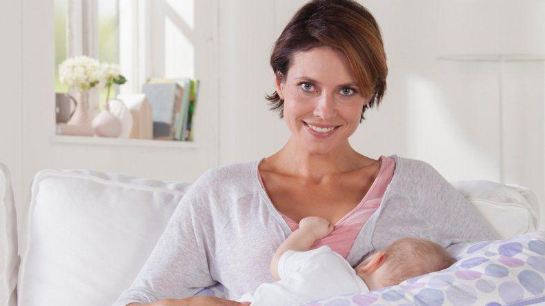 La maternidad  a los 40 tiene  sus beneficios
