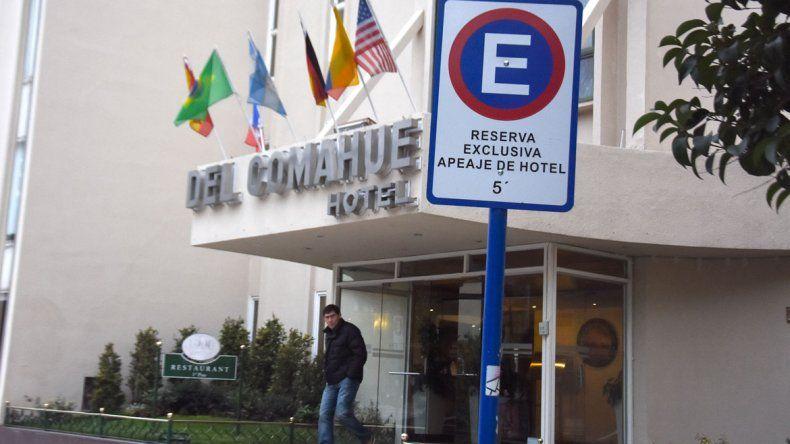 Los grandes hoteles de la ciudad sintieron la caída del turismo corporativo. En algunos casos la ocupación de plazas cayó hasta un 30 por ciento.