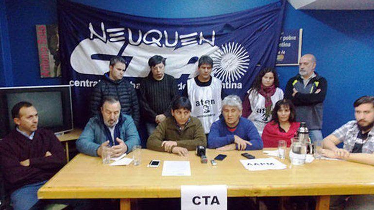 La CTA marchará el martes en contra del tarifazo