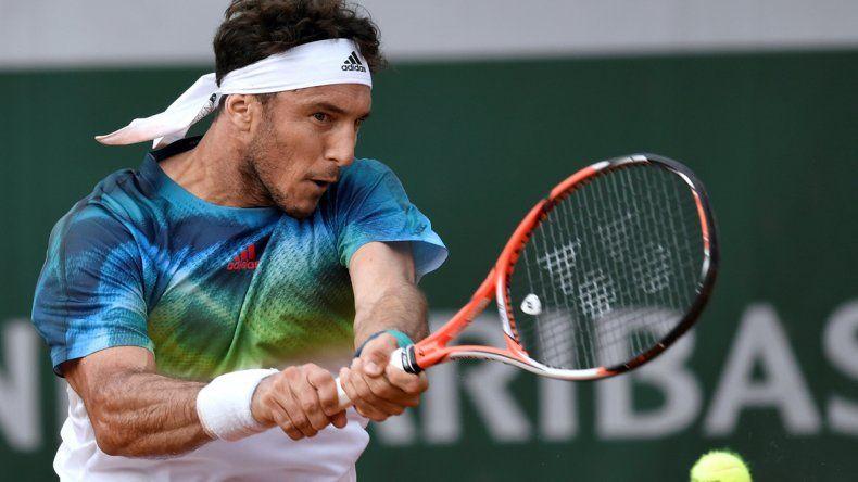 Perdieron Mónaco, Bagnis y Berlocq y ya no hay argentinos en Roland Garros