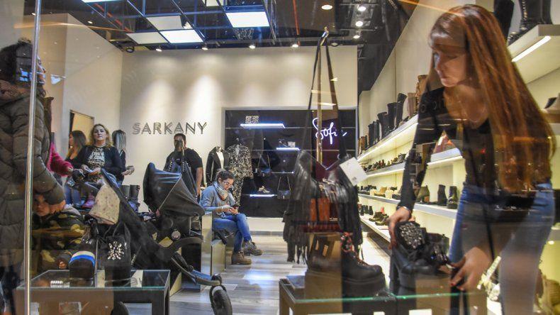 Ricky Sarkany presentó su nueva colección en Neuquén
