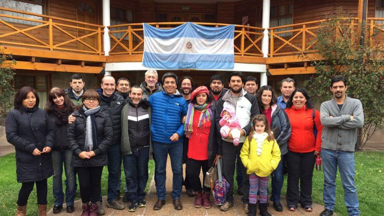 La mesa provincial de Libres del Sur resolvió apoyar el proyecto de Escobar y Nogueira.