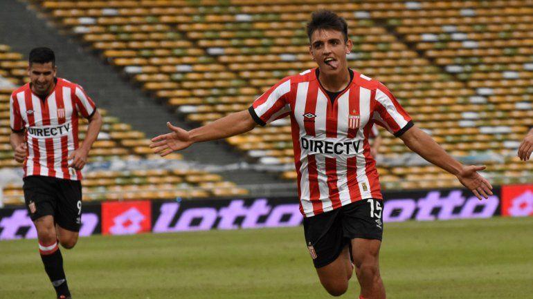 Cavallaro le dio la victoria a Estudiantes.