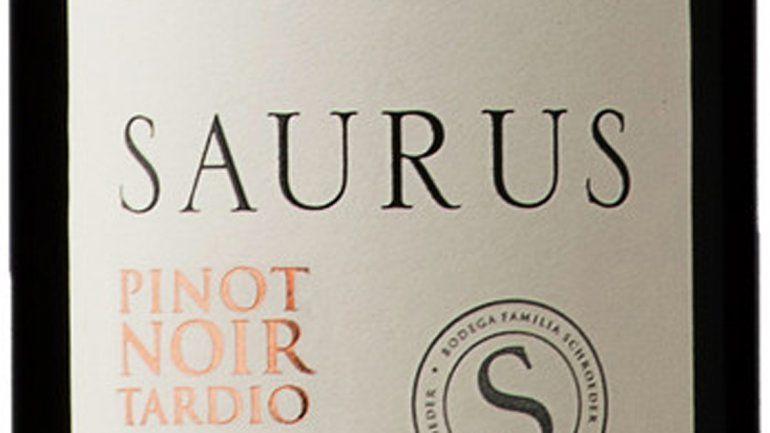 Saurus Tardío Pinot Noir (2010