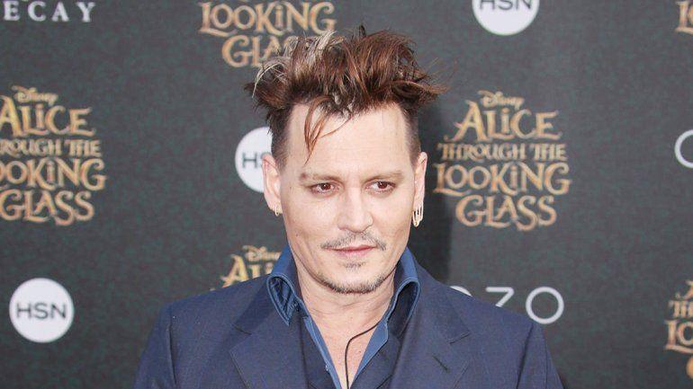 El actor de 52 años aún no se ha manifestado sobre el polémico hecho.