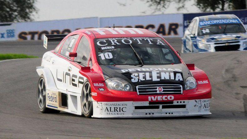 Manu Urcera clasificó quinto en el Súper TC2000