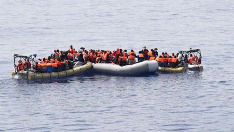 El drama de los migrantes no cesa en Europa.