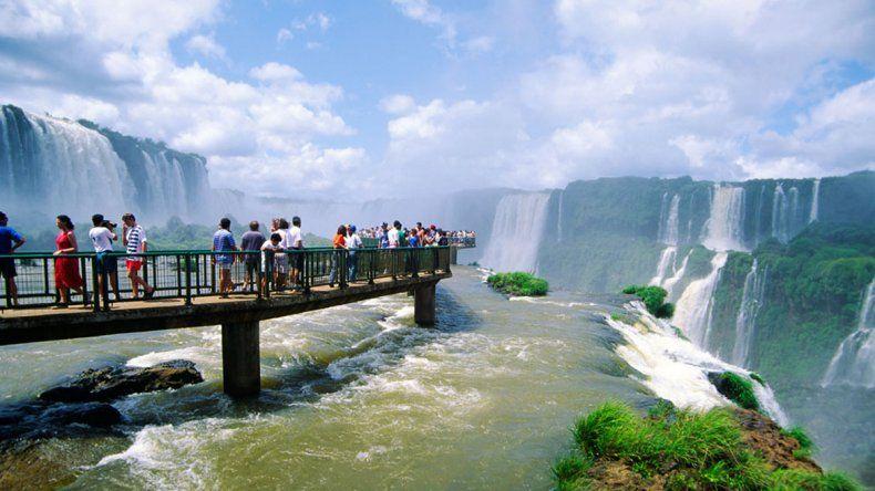 Cerraron las Cataratas de Iguazú para atrapar a un puma