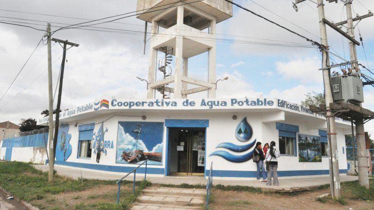 La Cooperativa de Agua de Plottier había pedido un aumento mayor.