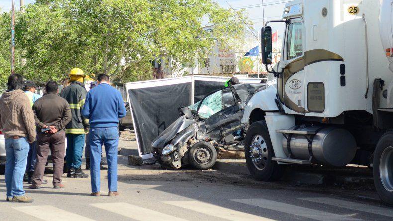 Los accidentes en las rutas neuquinas son cada vez más frecuentes.