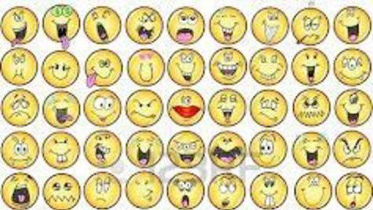 Un pasaje de la Biblia narrado con los emoticones