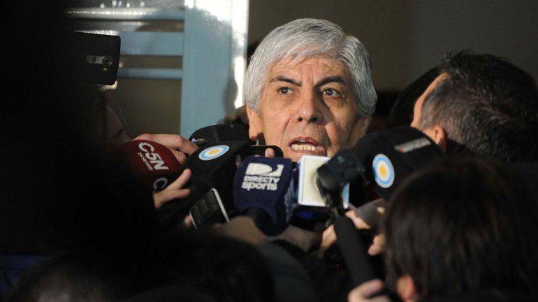 El presidente de Independiente aspira a ser el titular de la AFA.