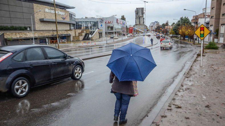 La llovizna no paró durante varios días y complicó a los neuquinos.
