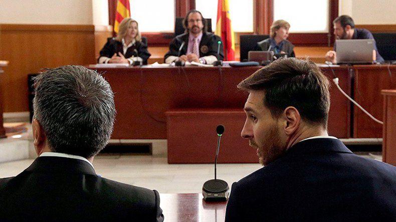 Eximieron a Messi de fraude, pero lo compararon con un capo narco