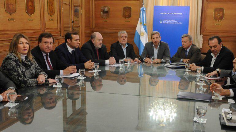 Frigerio admitió errores con las tarifas del gas
