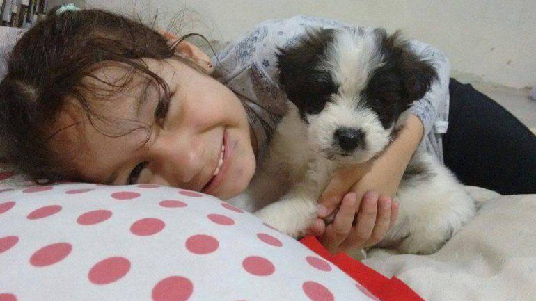 Ailín y Doki son las ganadoras del concurso por el Día Nacional del Perro