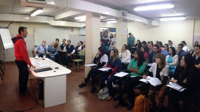 Nuevo ciclo de residentes en el hospital Castro Rendón